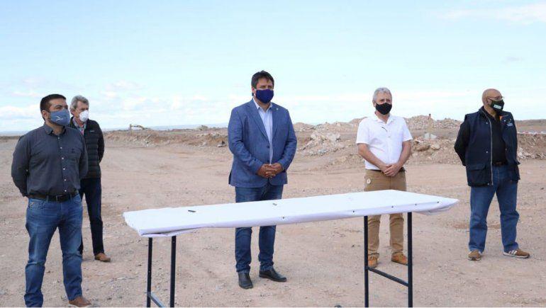Nuevos convenios para desarrollar la meseta