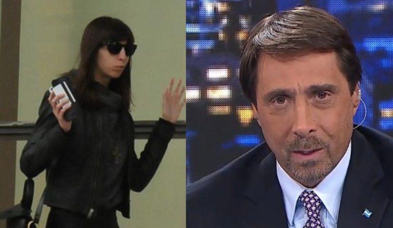 """""""Prefiero no hablar de Florencia Kirchner; es más, me arrepiento de haber hablado mal de ella en su momento"""", dijo Feinmann."""