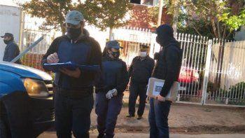acusaron a chofer complice de dos robos armados a comercios