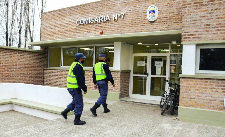 La investigación estuvo a cargo de la Brigada de Comisaría Séptima.