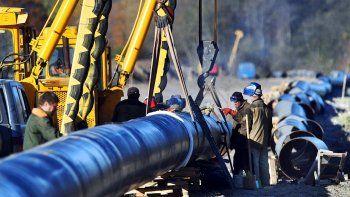 Nación incluyó el Gasoducto Vaca Muerta en el presupuesto