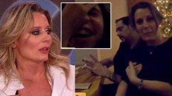 La hija de Eduardo Fort celosa de Marengo: Él es mío, vos sobrás