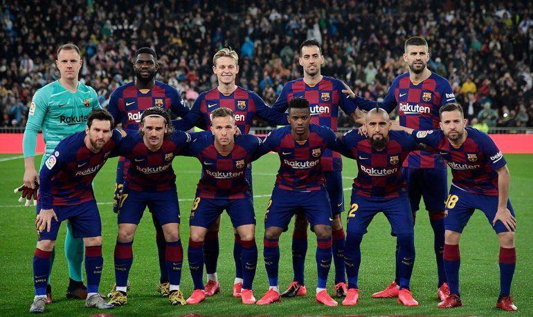 El FC Barcelona se enfrentará hoy al Dynamo de Kiev en la Liga de Campeones