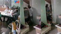 video: el fuerte sismo de san juan en primera persona