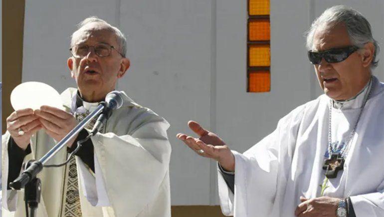 De Centenario al Vaticano, los encuentros del obispo Melani con el Papa Francisco