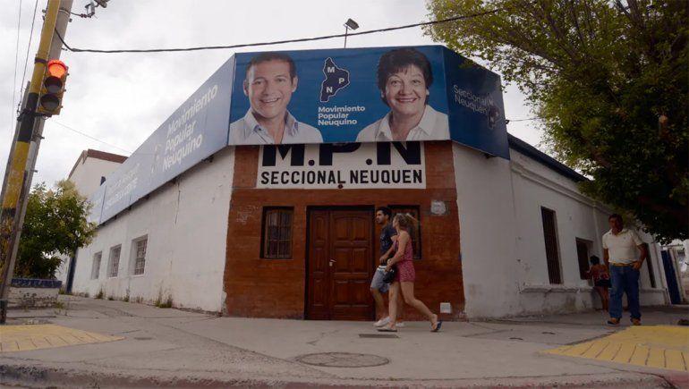 El MPN apoyó al gobierno ante el conflicto con los autoconvocados
