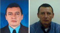 el policia desaparecido fue encontrado en junin de los andes