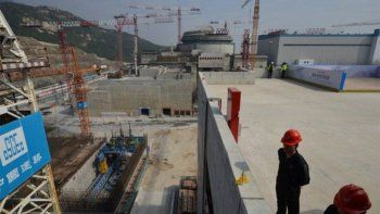 china admite danos en la barras de combustible de central nuclear