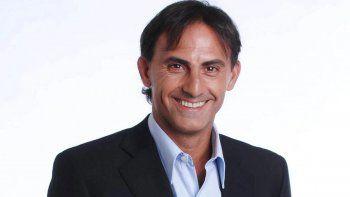Diego Latorre se prueba como actor en una ficción