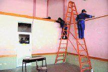 Casi un centenar de escuelas tiene problemas para abrir sus puertas a la presencialidad escolar. Esperan terminar las obras cuanto antes.