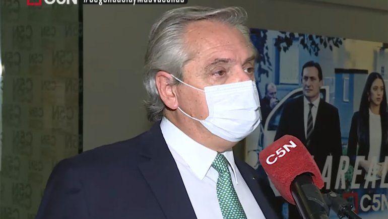 Alberto afirmó que Macri tiene muy poca capacidad para entender el daño que ha causado