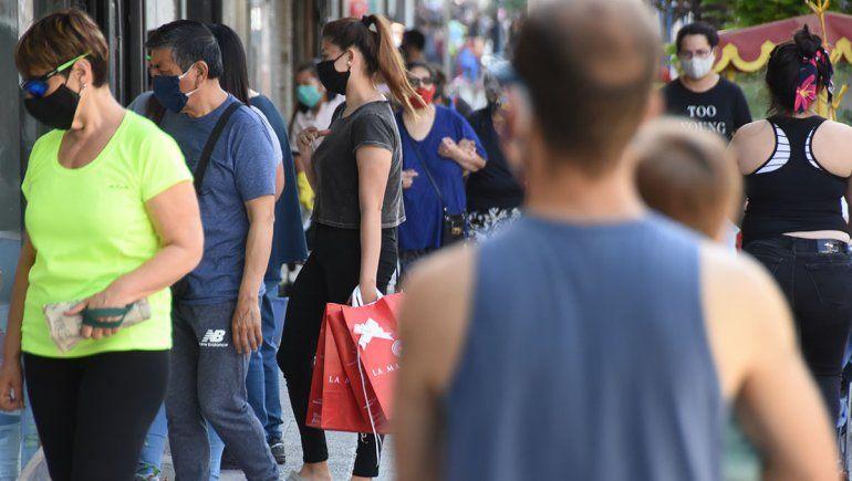 Las ventas del Día de la Madre cayeron 45% en Neuquén