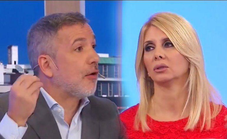 Debora Plager escrachó a Pablo Duggan Era imposible trabajar con él