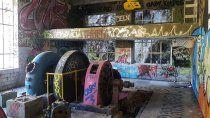 proponen recuperar las usinas abandonadas como atractivo turistico