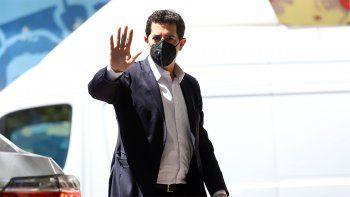 Alberto Fernández aceptó la renuncia de Wado de Pedro