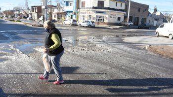 ¡Brrr qué tornillo! Neuquén es una de las ciudades más frías del país