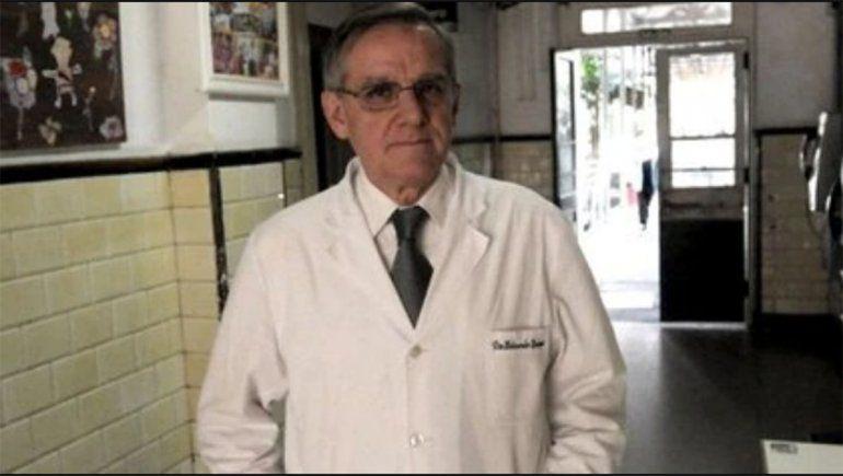 El infectólogo Eduardo López se contagió la variante de Manaos del Covid
