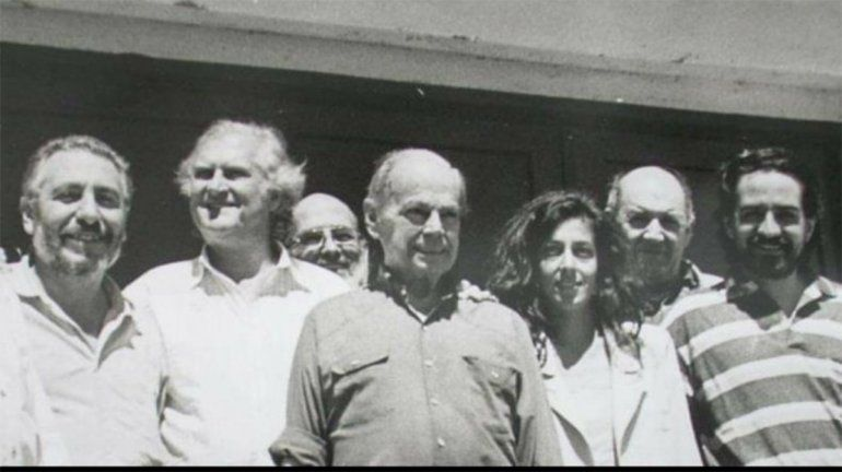 El recuerdo de la neuquina que fue Convencional Constituyente con Pino Solanas