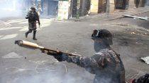 bolivia exhibio parte de las armas enviadas en 2019