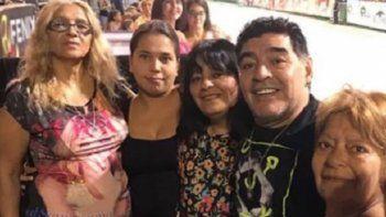 La hermana de Maradona disparó contra Dalma y Gianinna
