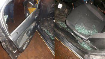 Milagro: un ladrón le disparó a un taxista y la bala le rozó la nuca