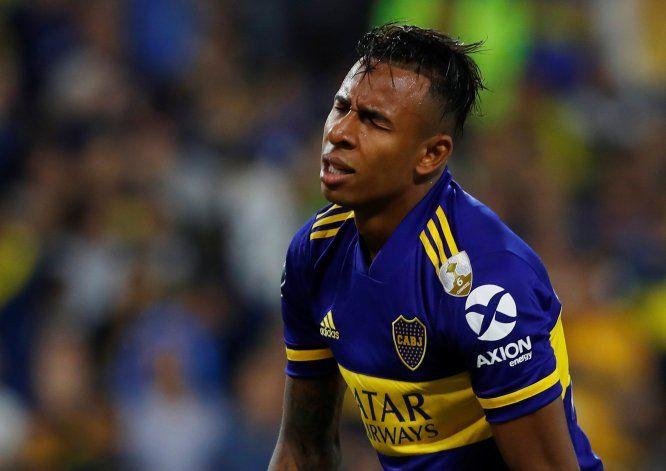 Sebastián Villa no juega en Boca por la denuncia sobre violencia de género.