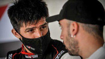 Matías Rossi será el invitado de Diego Azar en Top Race