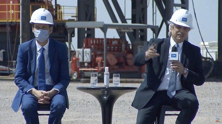 El DNU del nuevo Plan Gas tiene la firma del Presidente