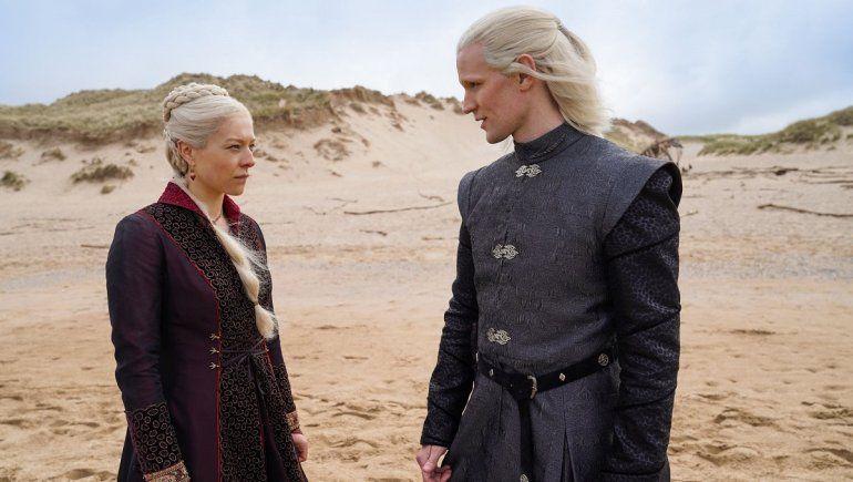 HBO Max suspende rodaje de House of the Dragon por Covid