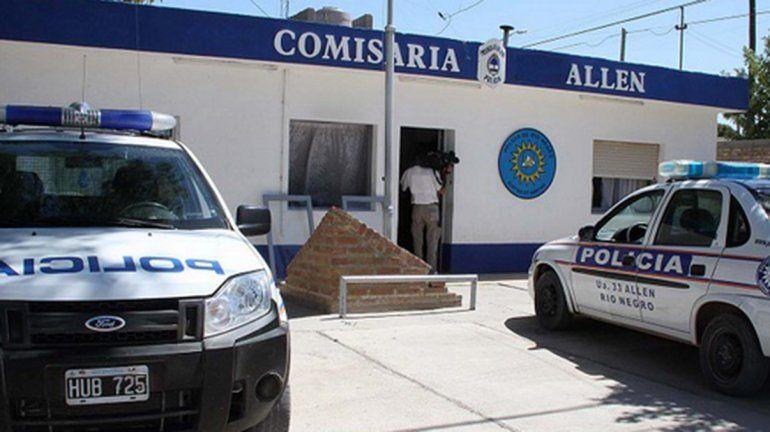 Atacaron a piedrazos a la Policía tras desarticular una fiesta