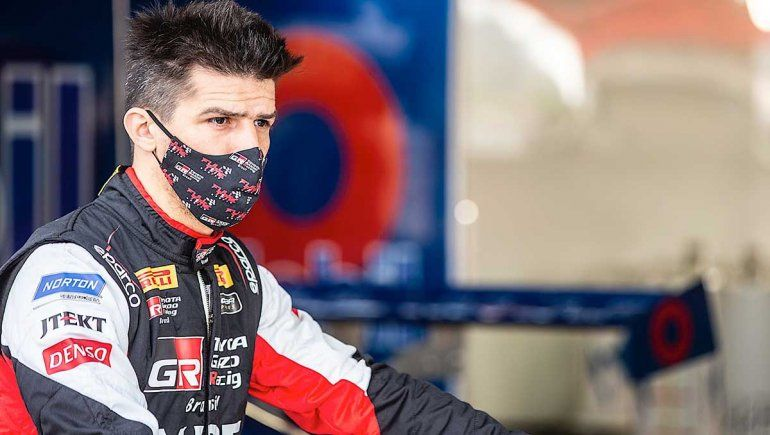 Matías Rossi correrá la sexta fecha del Stock Car en Curitiba