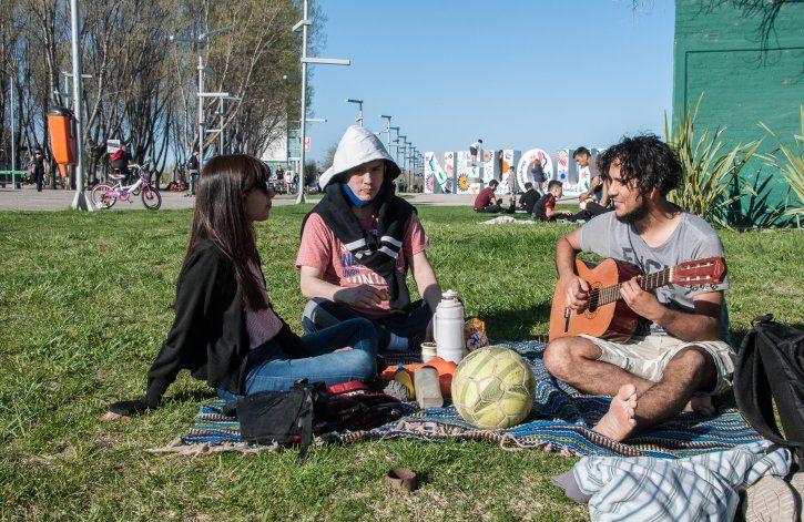 En Neuquén se festejó mucho más que la llegada de la primavera