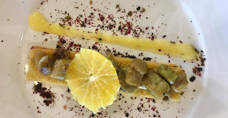 Saurus: cocina sabrosa de invierno y ricos vinos