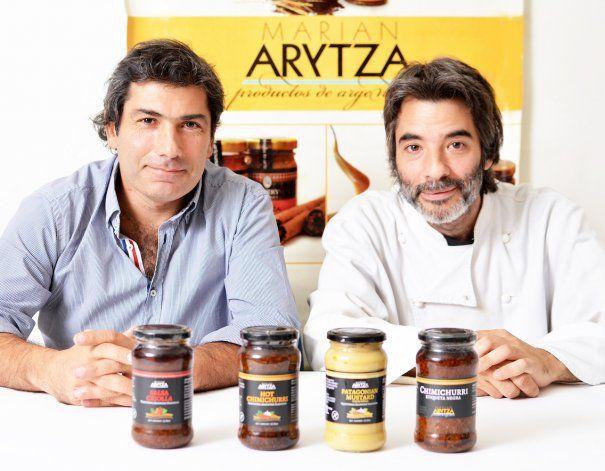 Leo Merlo y Mariano Carballo, fundadores de Arytza.