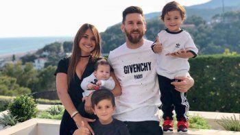 Messi y Antonela separados, la fake que es furor en Twitter