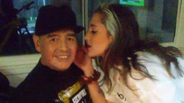 El dolor de Jana Maradona: Se siente como un sueño horrible