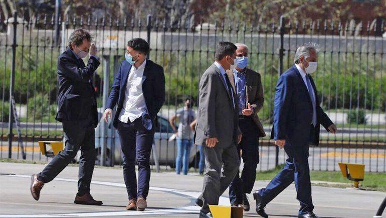 Alberto en la Rosada y Cristina en el Congreso: se define el nuevo gabinete