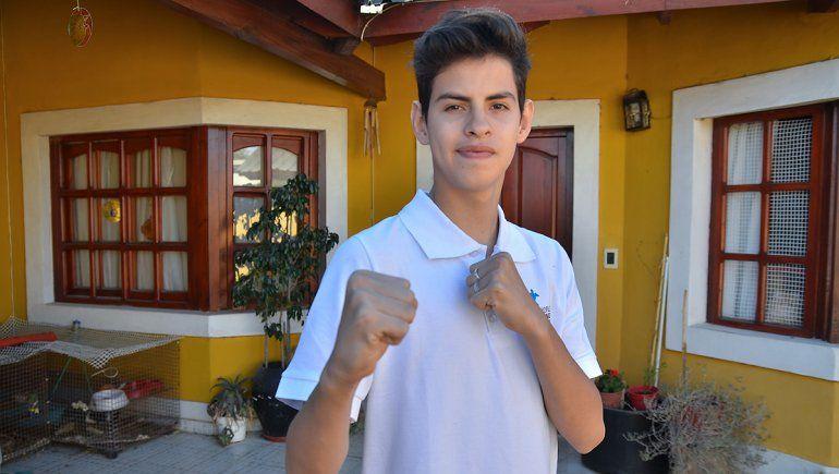 José Luis Acuña: No pararé hasta ser campeón en un Juego Olímpico