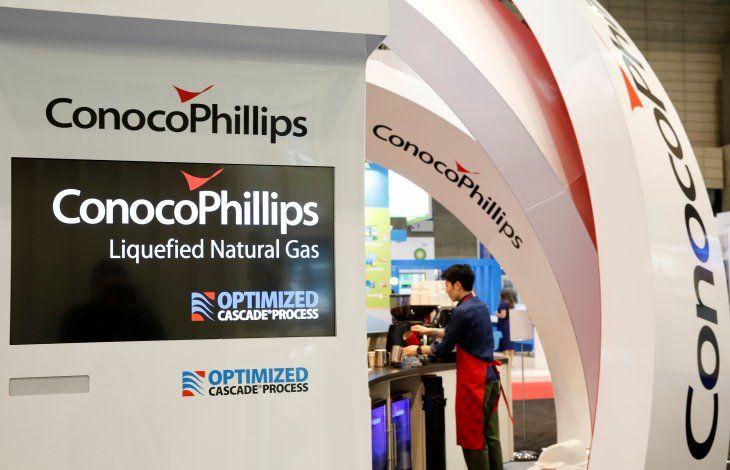 ConocoPhillips avanza con más inversiones para consolidar su posición en la cuenca pérmica. Foto archivo de la mayor exposición mundial de la industria del gas