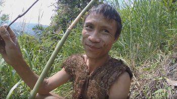 vivio 40 anos en la selva y murio por la civilizacion