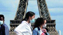 El Ministerio de Salud de Francia detectó 32.427 nuevos infectados.