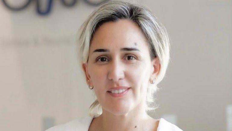 Miriam Vicente, Neurocirujana Endovascular.