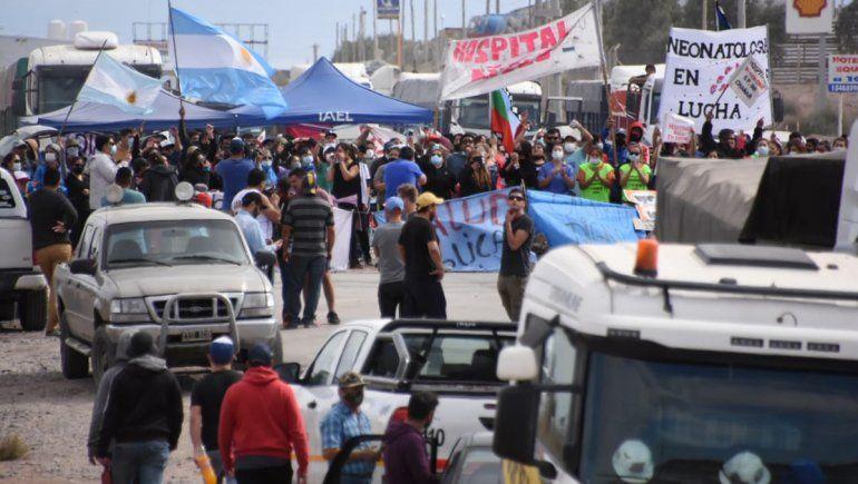 La CGT pide a Salud que liberen las rutas