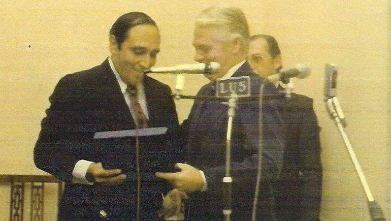 Juan Carlos Marín, hombre de radio que dejó su huella en LU5