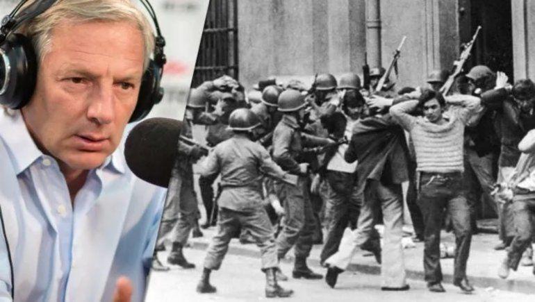 ¿Longobardi pidió un golpe de Estado?: Vamos a tener que formatear a un modo más autoritario