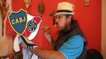 un superclasico: atahualpa ya tiene al ganador del boca-river