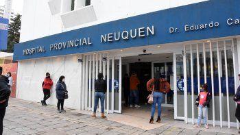 Neuquén reportó otras cinco muertes y 219 casos de COVID