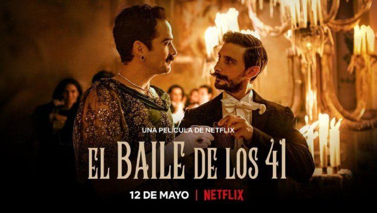 Peli LBGT+ de Netflix basada en una historia real de México