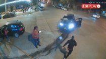 asi fue atropellado el comerciante de barrio nuevo, por un conductor borracho