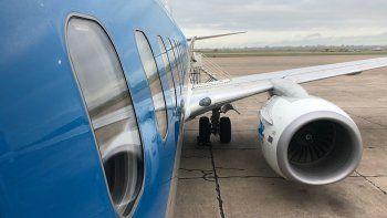 corredor petrolero: aerolineas sumo tres vuelos a neuquen